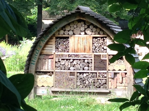 hôtel abeilles